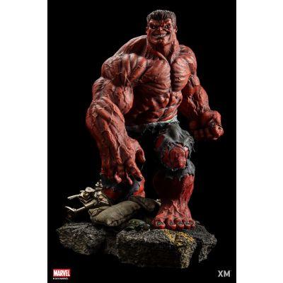 Red Hulk Exclusive Xm Studios 69cm