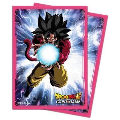 DRAGON BALL SUPER - Deck Protector Super Saiyan 4 Goku