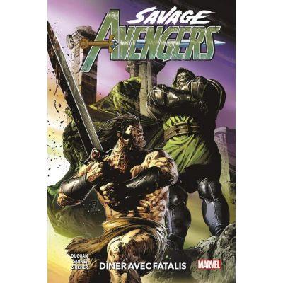Savage Avengers 2