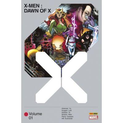 Dawn of X Vol.01