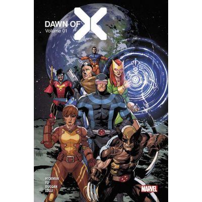 Dawn of X Vol. 01 (Edition collector)