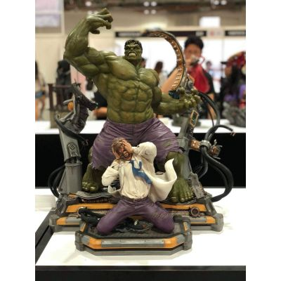 Hulk Transformation 1/4 Exclusive Xm Studios 75cm