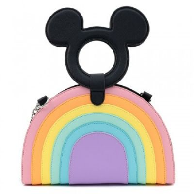 Sac à mai Mikey Rainbow by Loungefly
