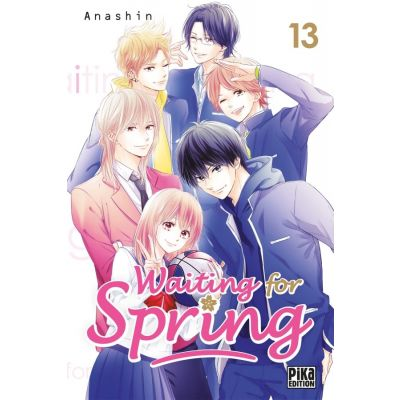 Waiting for spring tome 13