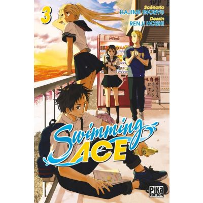 Swimming Ace tome 3