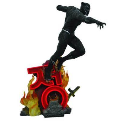 Black Panther Diamond Select Toys Marvel Premier Collection 32cm