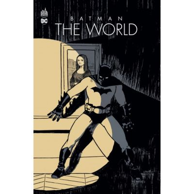 Batman the world – variant cover
