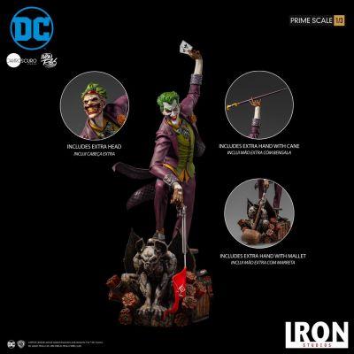 DC Comics: The Joker 1:3 Scale Statue by Yvan Reis – IRON STUDIOS