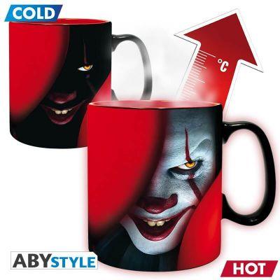 "ÇA - Mug Heat Change - 460 ml Grippe-sou ""Time to float"""