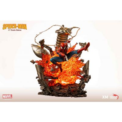 Spider-Man Impact Series Ver A by XM Studios