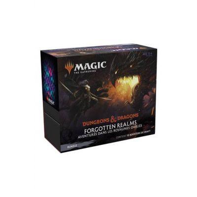 Magic the Gathering D&D Forgotten Realms Bundle *FRANCAIS*