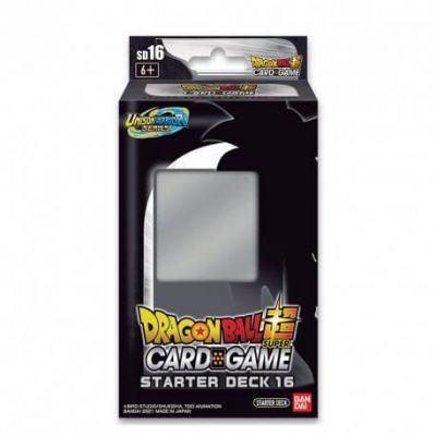 DRAGON BALL SUPER JCC - Starter Deck 16 FR