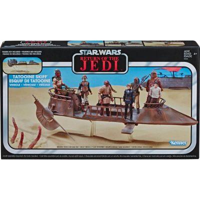 Star Wars VI Jabba Tatooine Skiff Véhicule vintage Collection