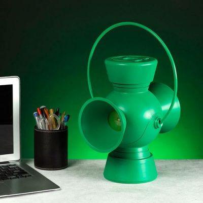 Dc Comics Lampe Green Lantern