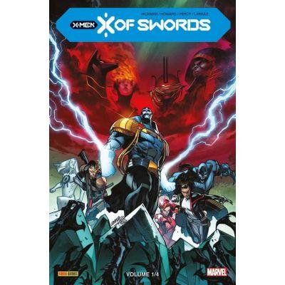 X-Men : X of Swords 1