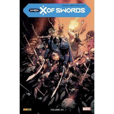 X-Men : X of Swords 2