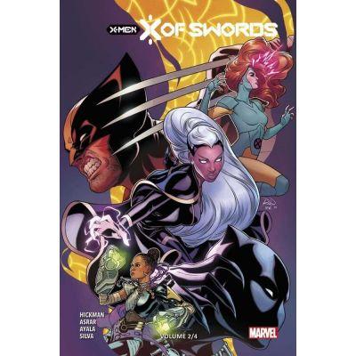 X-Men : X of Swords 2 (Edition collector)