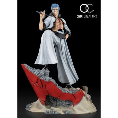 GRIMMJOW JAGGERJACK 1/6TH SCALE STATUE
