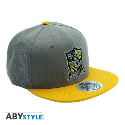 HARRY POTTER - Casquette snapback Poufsouffle