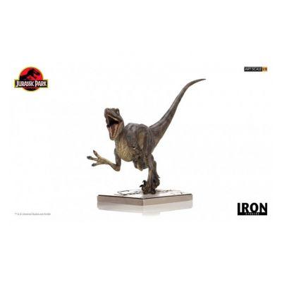 Jurassic Park 1/10 Velociraptor Attack 31cm