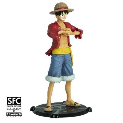 "ONE PIECE - Figurine ""Monkey D. Luffy"