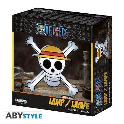 ONE PIECE - Lampe - Skull