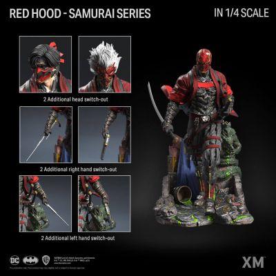 Red Hood - Samurai Series