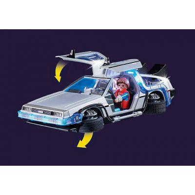 Retour vers le futur DeLorean