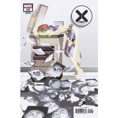 X-MEN #20 DEL MUNDO VAR