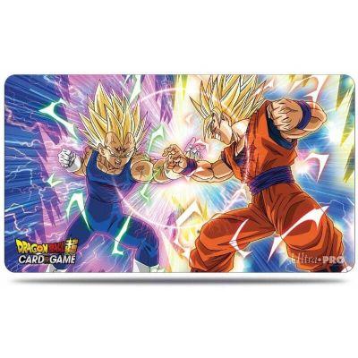 TAPIS DE JEU DRAGON BALL SUPER - Vegeta vs Goku S4.V2