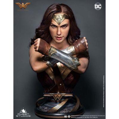 """""""Réservation Acompte"""" Wonder Woman 1:1 Buste Queen Studios"""