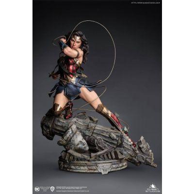 """""""Réservation Acompte"""" Wonder Woman 1/4 Statue Queen Studios"""