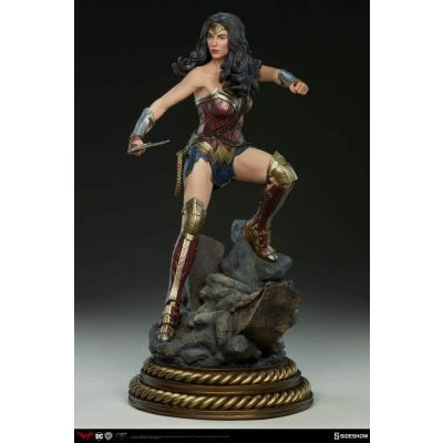 Wonder Woman Batman Vs Superman 1/4 50cm Premium Format