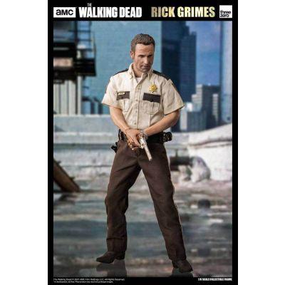 """""""Réservation Acompte"""" The Walking Dead figurine 1/6 Rick Grimes (Season 1) 30 cm"""