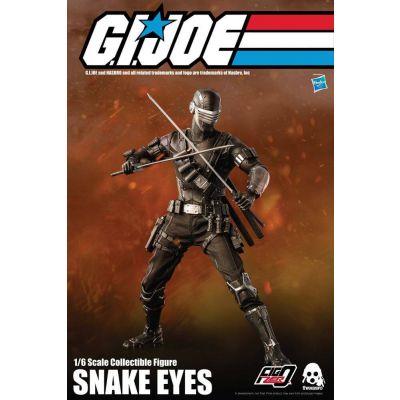 G.I. Joe figurine 1/6 Snake Eyes 30 cm