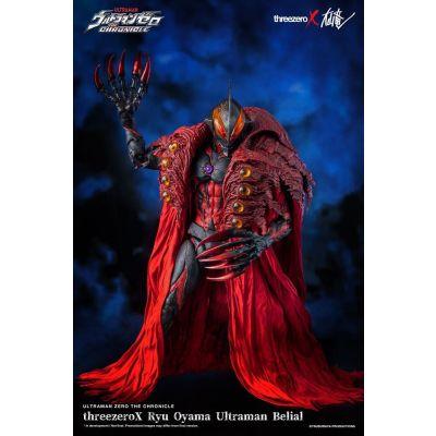 Ultraman Zero: The Revenge of Belial figurine 1/6 Dark Baltan by Ryu Oyama 34 cm