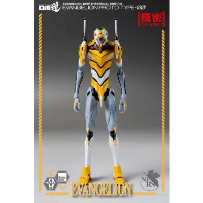 Evangelion: New Theatrical Edition figurine Robo-Dou Evangelion Proto Type-00 25 cm