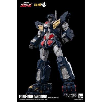 Dancouga - Super Beast Machine God figurine Robo-Dou Dancouga (Kelvin Sau Redesign) 33 cm