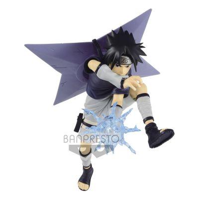 Naruto Shippuden statuette Vibration Stars Uchiha Sasuke 18 cm