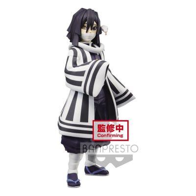 Demon Slayer Kimetsu no Yaiba statuette PVC Obanai Iguro 17 cm