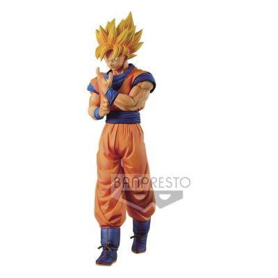 Dragonball Z figurine Solid Edge Works Super Saiyan Son Goku 23 cm