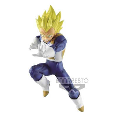 Dragon Ball Super statuette PVC Chosenshiretsuden Super Saiyan Vegeta 14 cm