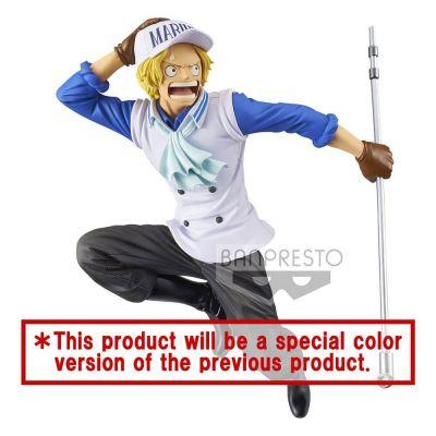 One Piece statuette PVC magazine Sabo Special Color Version