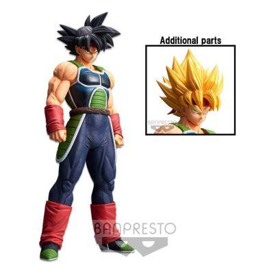 Dragon Ball Z figurine Grandista nero Resolution of Soldiers Bardock 28 cm