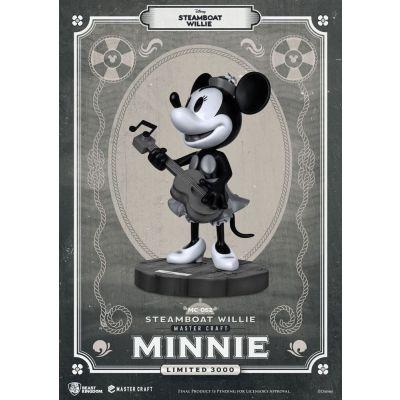 Steamboat Willie statuette Master Craft Minnie 40 cm