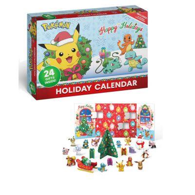 Pokémon calendrier de l'avent Holiday 2020