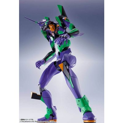 Rebuild of Evangelion figurine DYNACTION Evangelion Test Type-01 40 cm