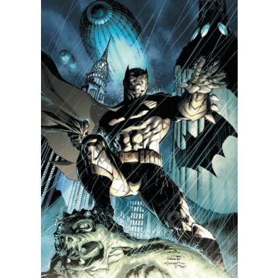 DC Comics Standard puzzle Batman (1000 pièces)
