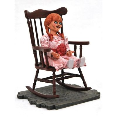 The Conjuring Universe Horror Movie Gallery statuette PVC Annabelle 23 cm