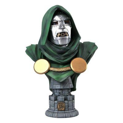 Marvel Comics Legends in 3D buste 1/2 Doctor Doom 25 cm